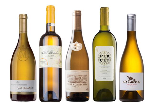 White Rioja under £25