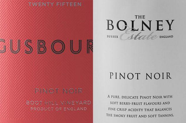 english pinot noir wine
