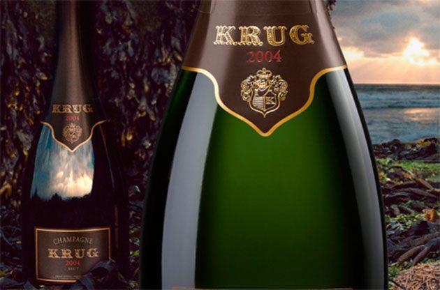 Krug 2004, vintage champagne