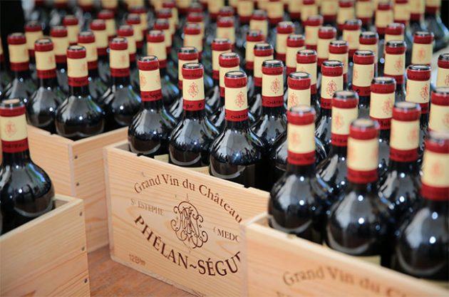 Phelan segur sold, phelan segur wines