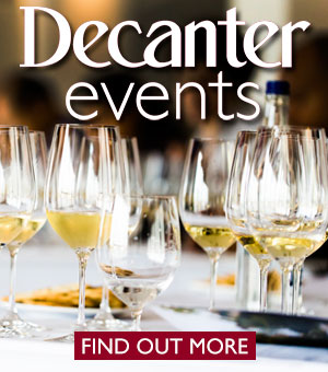 Decanter wine tasting experience