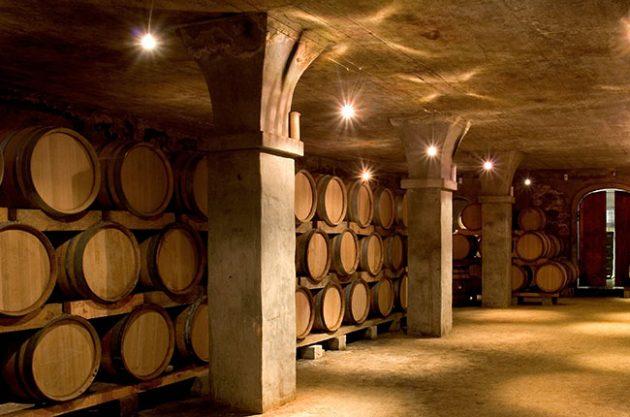 Hemel-en-aarde, Bouchard cellar