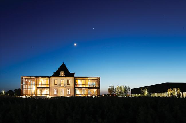 improved Bordeaux châteaux