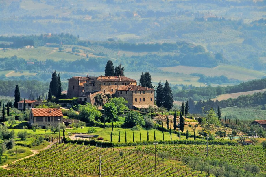 italy wine holidays