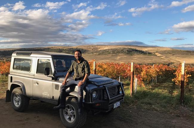 Tasmania wine