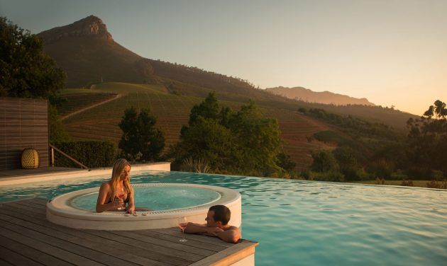 South Africa Trip, Wine Hotels Gallery