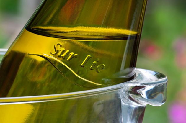 lees in wine