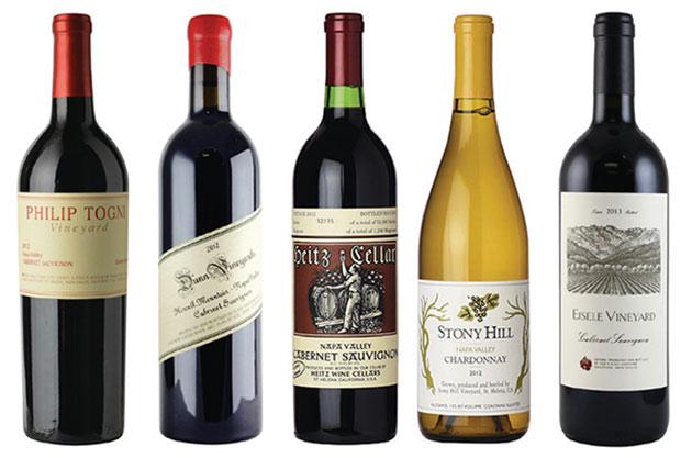 napa fine wines, decanter