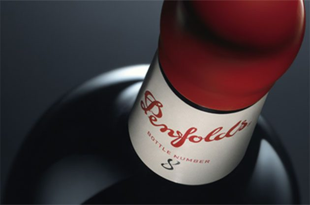 penfolds g3 numbered bottle
