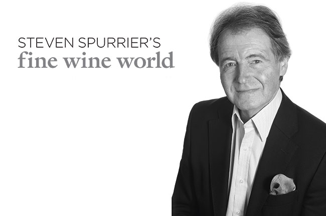 Steven Spurrier's wines of the month – August