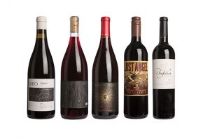 value California red wines