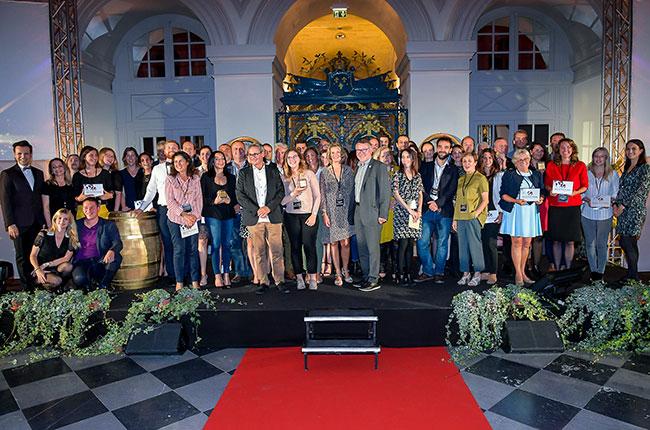 Bordeaux 'Best of Wine Tourism 2018 award winners