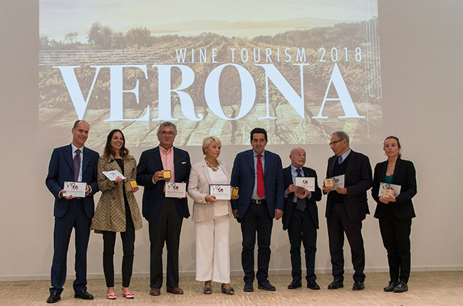 Verona best of wine tourism 2018