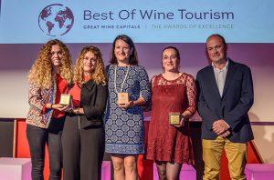 Rioja best of wine tourism 2018