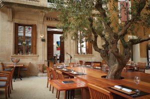 L'Oustalet restaurant