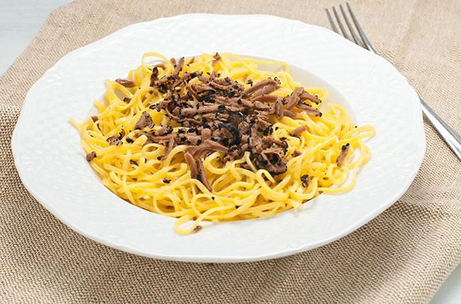 tajarin pasta