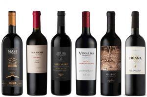 Argentinian wines under £25
