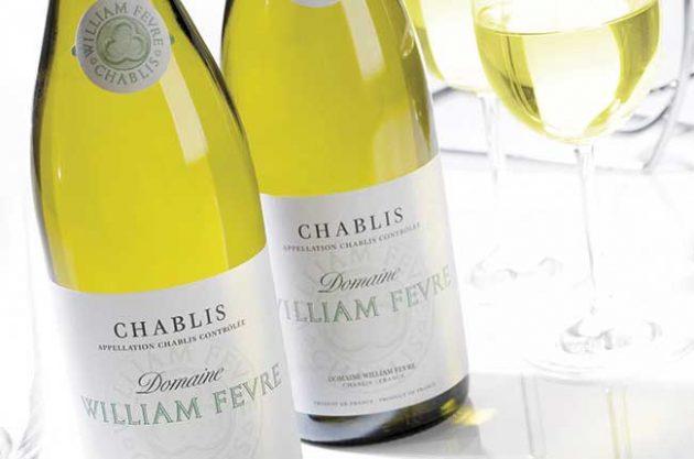 Fèvre Chablis 2016 wines