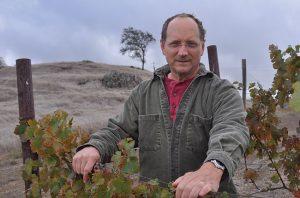Chris Howell Cain vineyards