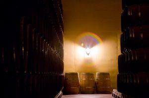 Spanish wine history