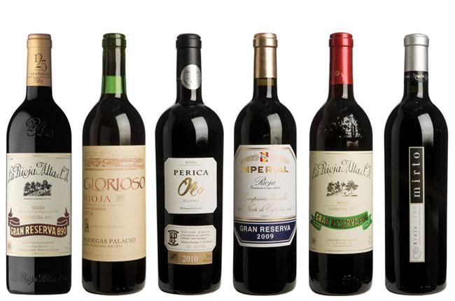 Mature Rioja Panel Tasting