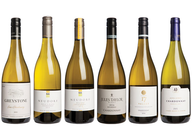 New Zealand Chardonnay Panel Tasting