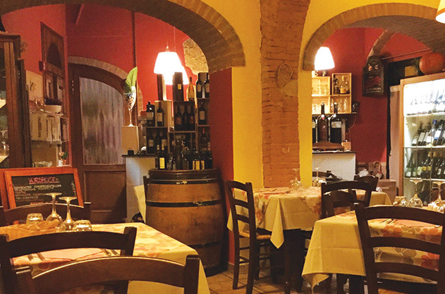 Bolgheri restaurants