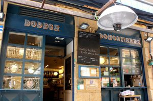 best restaurants in San Sebastián
