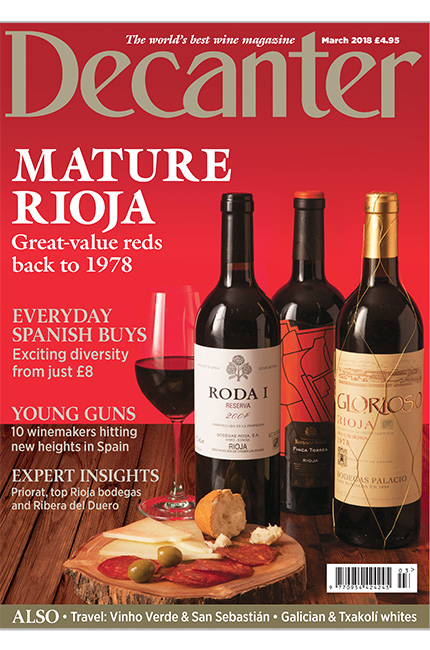 Decanter March 2018