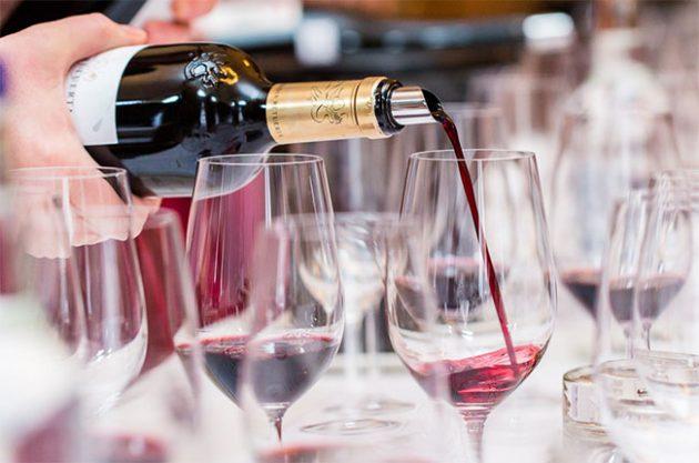 UK wine imports