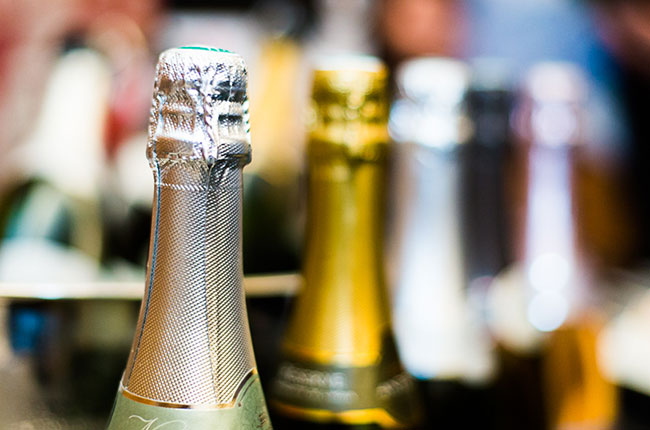 Champagne shipments 2017
