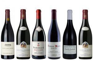Mature Burgundy