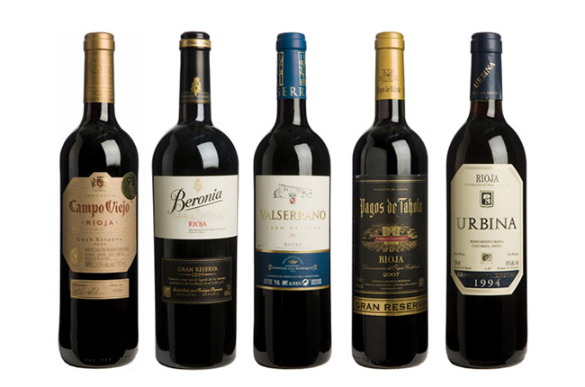 value mature rioja