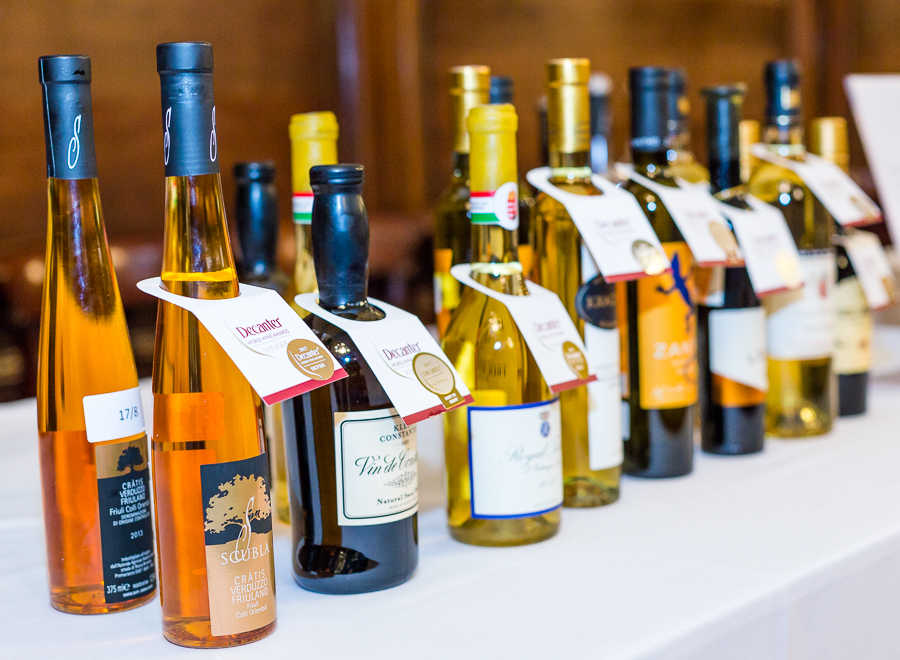 Decanter World Wine Awards 2018 Tasting Decanter