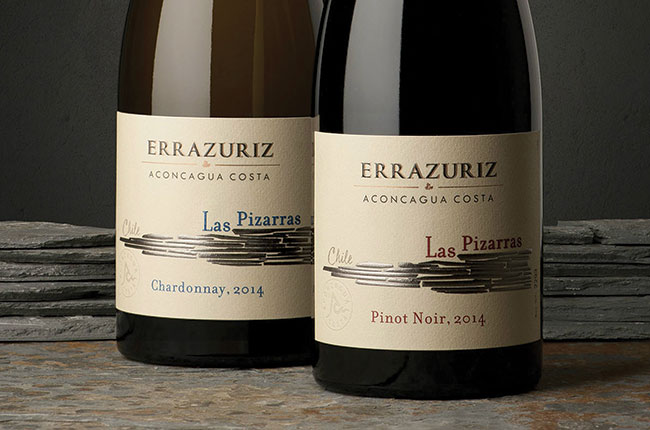 Las Pizarras Chardonnay and Pinot Noir