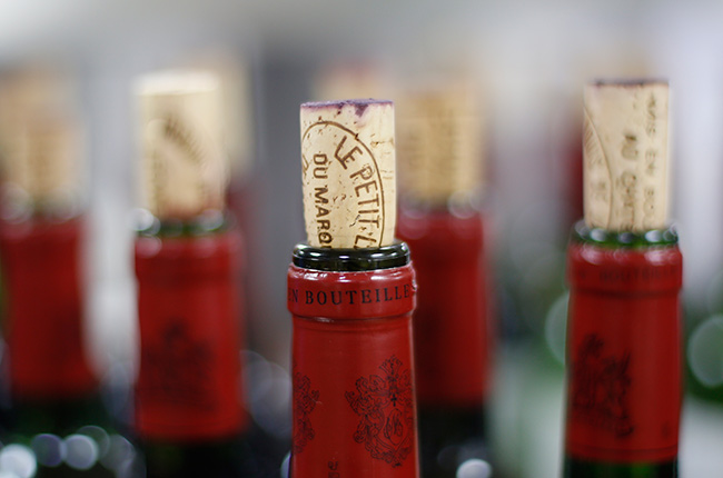 Can You Drink Wine If The Cork Falls In