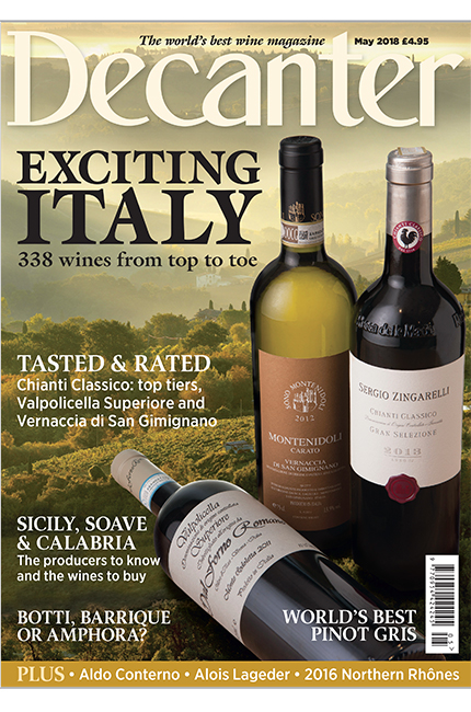 Decanter May 2018