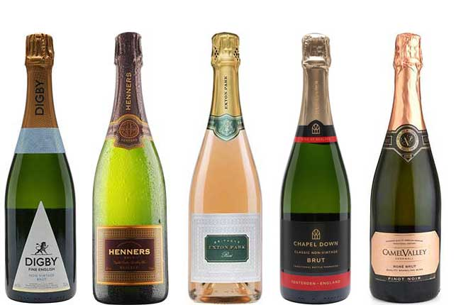 affordable English fizz
