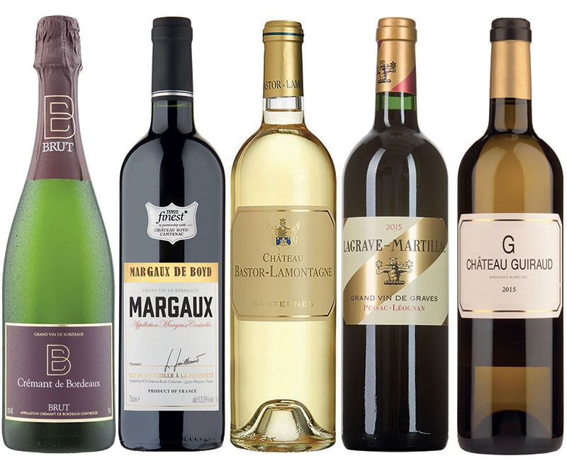 Bordeaux top 30 under £30