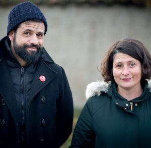 Claude-Emmanuelle and Louis-Benoît Desvignes