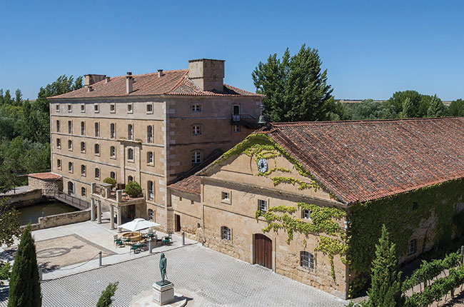 Top 10 Spain winery hotels