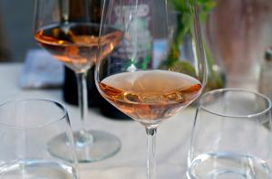 Rosé wine sales