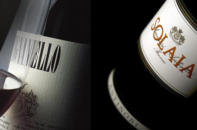 tignanello solaia wines