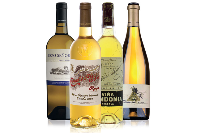Ageworthy Spanish Whites