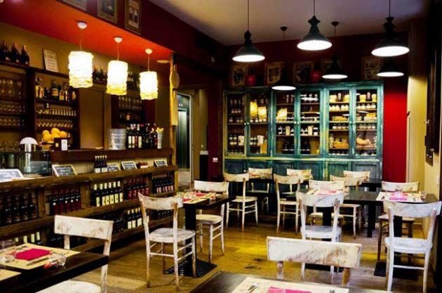 restaurants in bologna