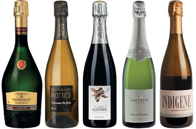 Top-rated Crémant from France
