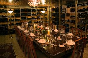 largest wine cellar