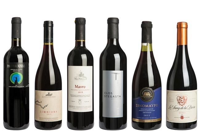 Greek Red Wines Rated By Our Decanter