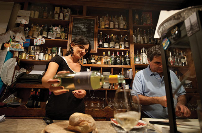 best restaurants rome 2018