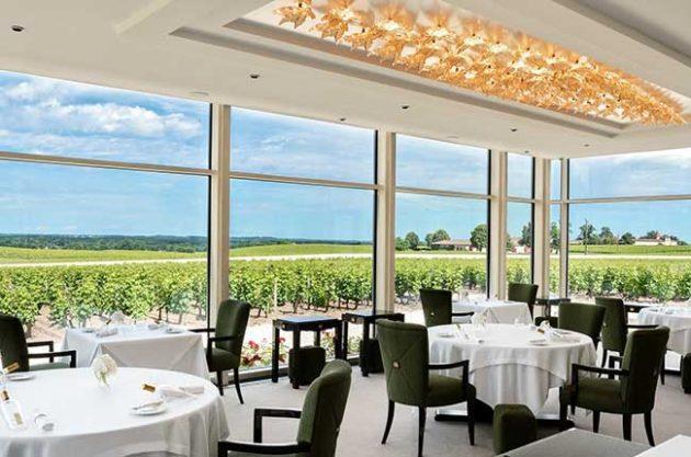 Château Lafaurie-Peyraguey restaurant